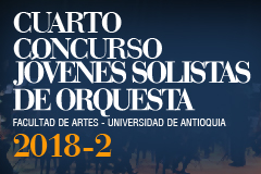 2do Concurso Jóvenes Solistas de Orquesta 2017-2